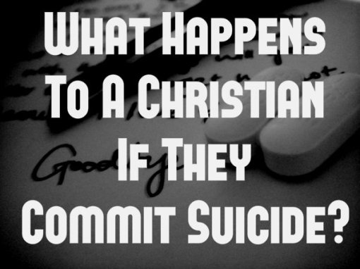 christian suicide